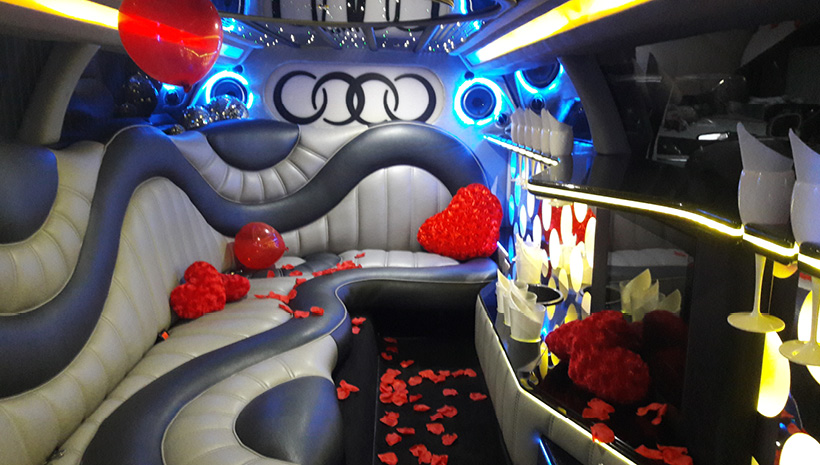 deluxe limo-romantik