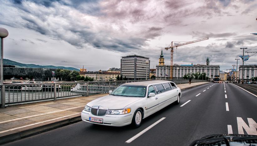 klassische limousine_